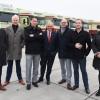 College B&W Hoorn vergadert bij 100-jarig Moeijes BV