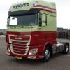 Nieuwe vrachtwagen voor 2017
